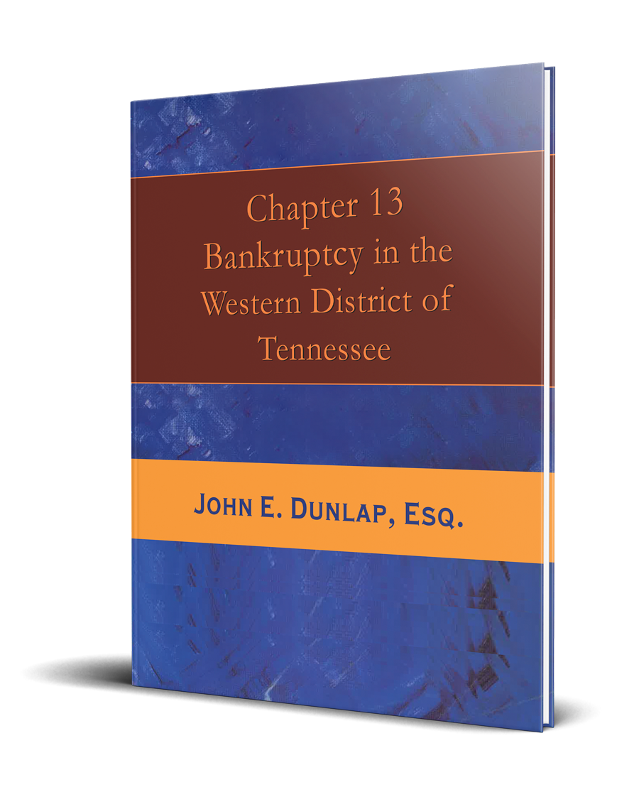 Bankruptcy Attorney John Dunlap's Book